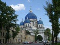 Троице-Измайловский собор.  Троицкий собор в Санкт-Петербурге является памятником архитектуры позднего классицизма.